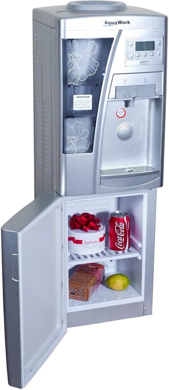 Напольные кулеры с холодильниками