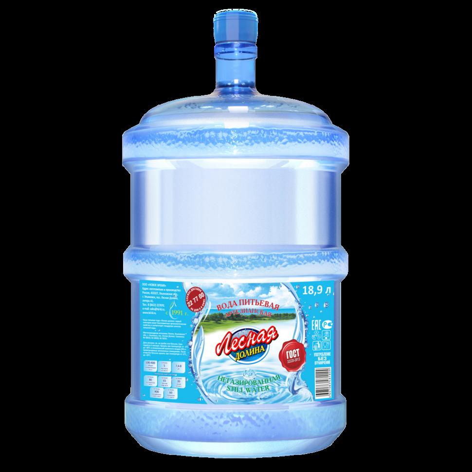 Доставка питьевой воды южного федерального округа
