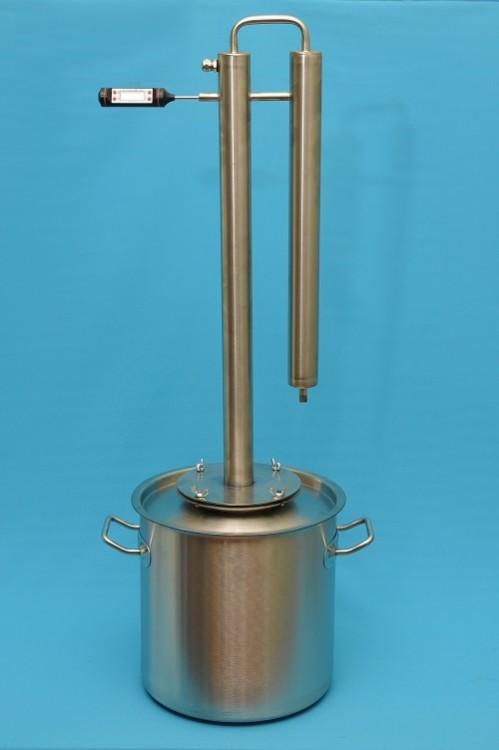 Самогонный дистиллятор с колонной самогонный аппарат умелец для индукционной плиты
