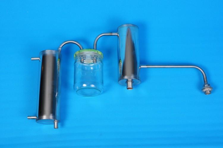 Змеевик для самогонного аппарата за 350 рублей купить в купить в москве самогонный аппарат на 20 литров купить