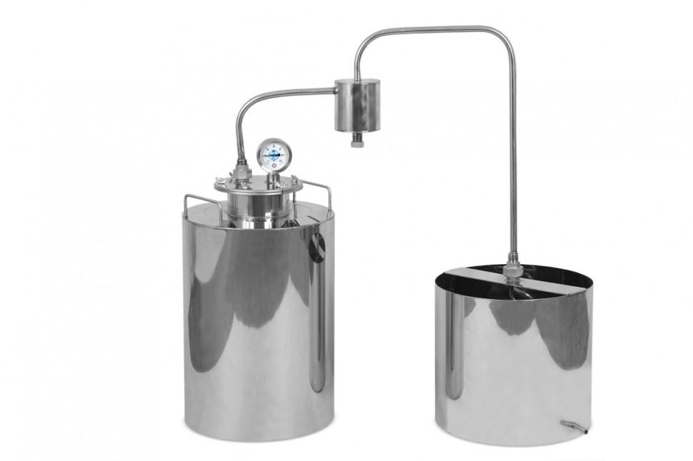 Самогонный аппарат с сухопарником для дачи самогонный аппарат нефтеюганск