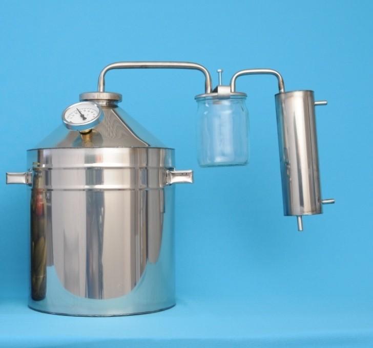 Фото самогонного аппарата отстойником холодильник для самогонного аппарата купить саратов
